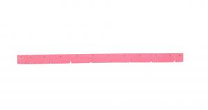 TTV 678 (squeegee L=650 mm) Gomma Tergipavimento ANTERIORE per lavapavimenti NUMATIC