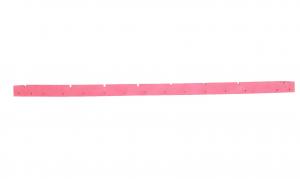 TTV 678 (squeegee L=850 mm) Gomma Tergipavimento ANTERIORE per lavapavimenti NUMATIC (Dal 2013)