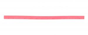 TTV 678 (squeegee L=850 mm) goma de secado trasero para fregadora NUMATIC (Fino al 2012)