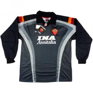 1998-99 As Roma Maglia Portiere XL *Nuova