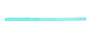 TT 6650 G (squeegee L=1053 mm) Gomma Tergipavimento ANTERIORE per lavapavimenti NUMATIC