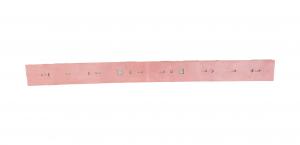 QUICK 36 (Fino a Febbraio 2017) Rear Squeegee rubber for scrubber dryer LAVOR