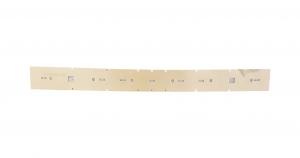QUICK 36 (Fino a Febbraio 2017) goma de secado delantera para fregadora LAVOR