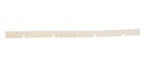 SCL MIDI 32 goma de secado delantera para fregadora LAVOR