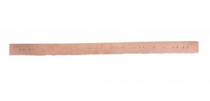 SCL COMFORT SR 75 / 82 / 90  goma de secado trasero para fregadora LAVOR