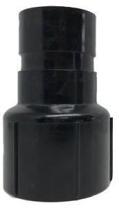 Manicotto riduttore da diametro 50 a diametro 40 in ABS for Ghibli e Wirbel cod: 2501195