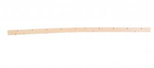 SCL COMFORT M 102 L 102 goma de secado delantera para fregadora LAVOR
