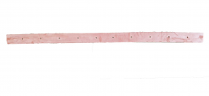 SCL COMFORT M 102 L 102 goma de secado trasero para fregadora LAVOR