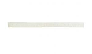 SCL COMPACT NOX 45E Gomma Tergipavimento POSTERIORE per lavapavimenti LAVOR PRO - NEW TYPE