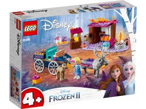 LEGO PRINCESS L'AVVENTURA SUL CARRO DI ELSA 41166