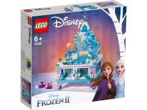 LEGO PRINCESS IL PORTAGIOIELLI DI ELSA 41168