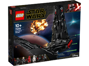 LEGO STAR WARS SHUTTLE DI JYLO REN 75256