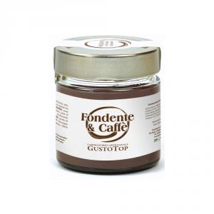 Spalmabile al Cioccolato e Caffè, confezionato in vasetto da 200 gr