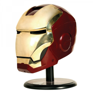 IRON MAN Mark 3 Helmet Limited 1500 pz. Replica 1:1 by Sideshow