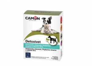 Detoxivet per cane e gatto