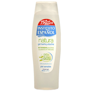 Instituto Español Natura Gel Da Doccia Pelle Sensibile 750ml