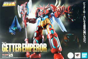 Soul of Chogokin: GX-87 Getter Emperor by Bandai