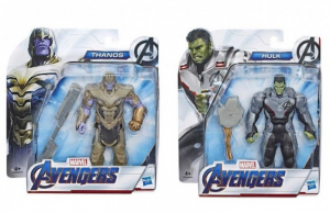 AVENGERS DLX MOVIE PERSONAGGI E3350 HASBRO EUROPA