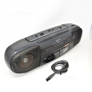 Stereo Soni Con Cassette Tutto Funzionante