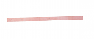 CM 852 / CS 862 Rear Squeegee rubber for scrubber dryer HOOVER