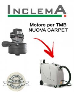 NUOVA CARPET MOTORE LAMB AMETEK di aspirazione  for scrubber dryer TMB