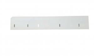 B140R Sauglippen Spritzschutz rechten Seite für Scheuersaugmaschinen HAKO