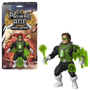 Savage World DC Primal Age: GREEN LANTERN