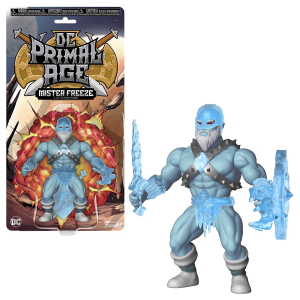 Savage World DC Primal Age: MR. FREEZE