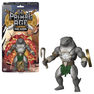 Savage World DC Primal Age: KING SHARK