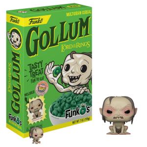 Funko's Cereal: Gollum