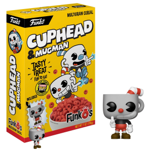Funko's Cereal: Cup Head