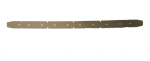 PANTHER 70 vorne Sauglippen für Scheuersaugmaschinen FLOOR