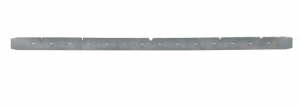 H 715 R Front Squeegee rubber for scrubber dryer DULEVO