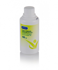 ACQUA OSSIGENATA 10 VOLUMI 100 ML