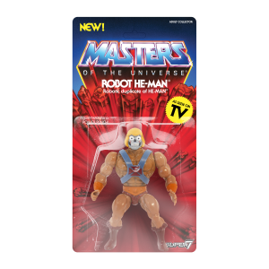 Masters of the Universe (Vintage Collection): ROBOT HE-MAN