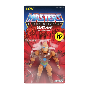Masters of the Universe (Vintage Collection): BEAST MAN