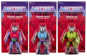 Masters of the Universe (Vintage Collection): THREE TERRORS