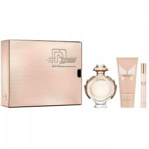 Paco Rabanne Olympea Eau de Parfum Spray 80ml Set 3 Parti 2019