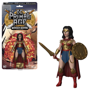 Savage World DC Primal Age: WONDER WOMAN