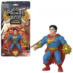 Savage World DC Primal Age: SUPERMAN