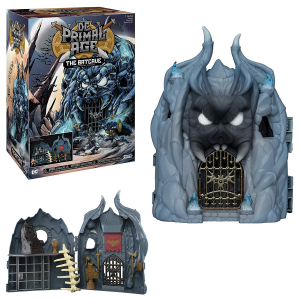 Savage World DC Primal Age: BATCAVE