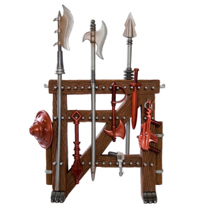 Masters of the Universe Classics: Weapons Rack