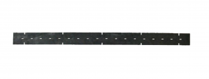 H 667 Front Squeegee rubber for scrubber dryer DULEVO - From Series 4