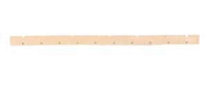 KORN S1 vorne Sauglippen für Scheuersaugmaschinen CTM