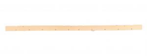 KRON M1 vorne Sauglippen für Scheuersaugmaschinen CTM