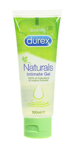 DUREX NATURALS GEL 100 ML INGREDIENTI NATURALI