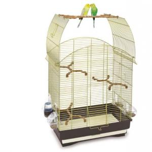 AGATA Gabbia per canarini, cocorite e uccelli esotici