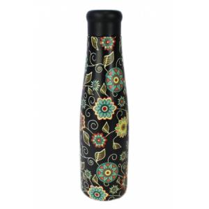 Bottiglia in Acciaio Colore Vintage