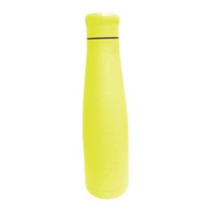 Bottiglia in Acciaio Colore Pastel Yellow Ice