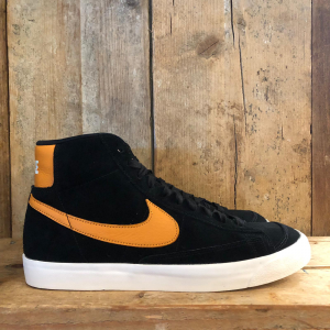 Scarpa Nike Blazer 77 Nera/Arancio/Bianca